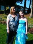 Me and my mom at my prom. We're besties <3 @StaySeventeen